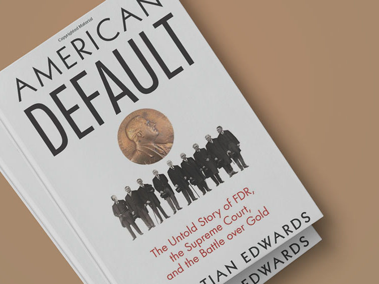 Book cover of American Default