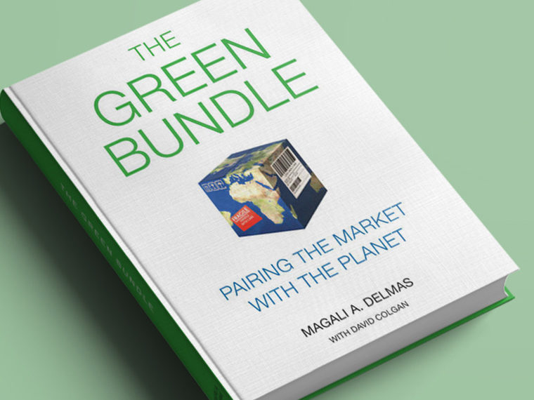 Book cover of The Green Bundle
