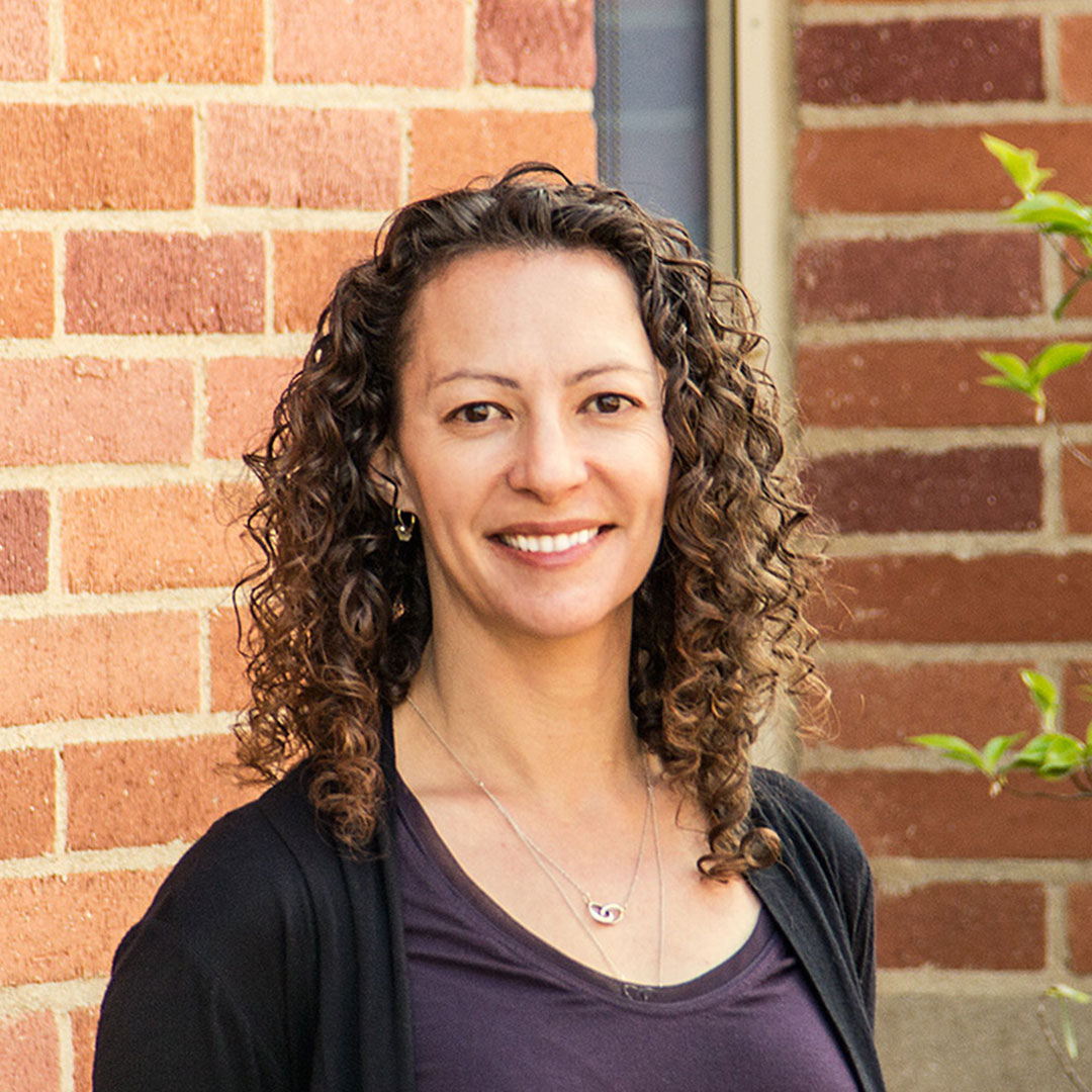 Portrait photo of CorinneBendersky