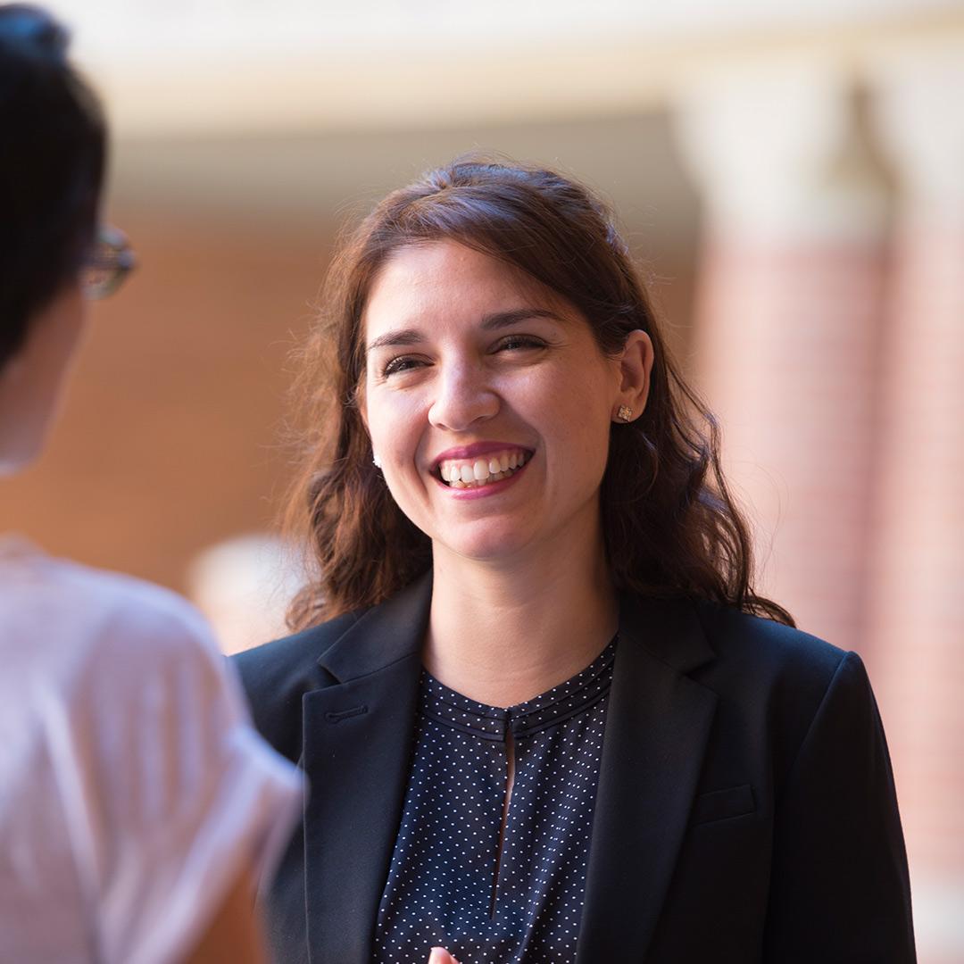 Photo of Fernanda Bravo