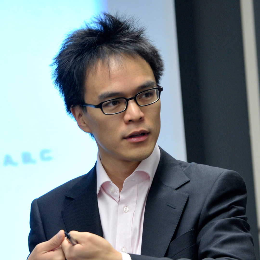 Photo of M. Keith Chen