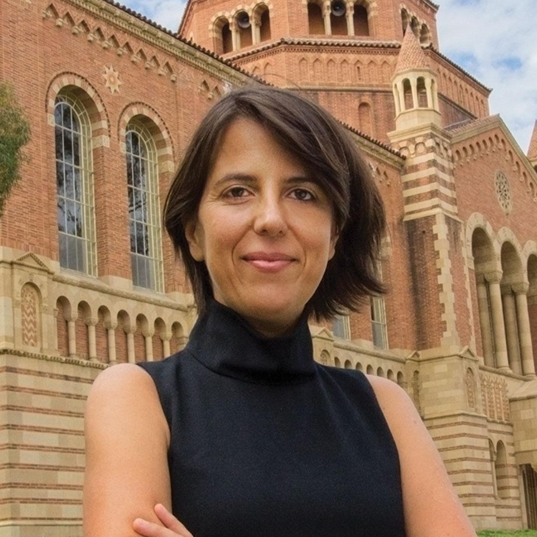 Photo of Paola Giuliano