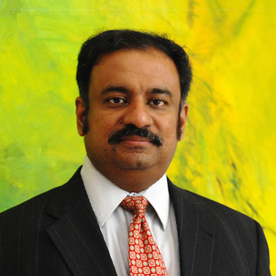 Photo of Kumar Rajaram